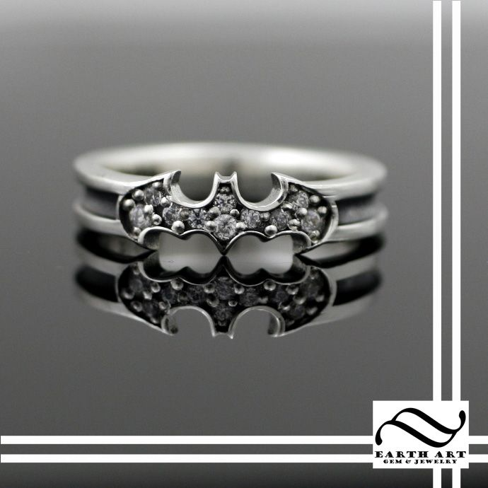 video game wedding rings buy a made holy smokes batman a ring made to order 8266