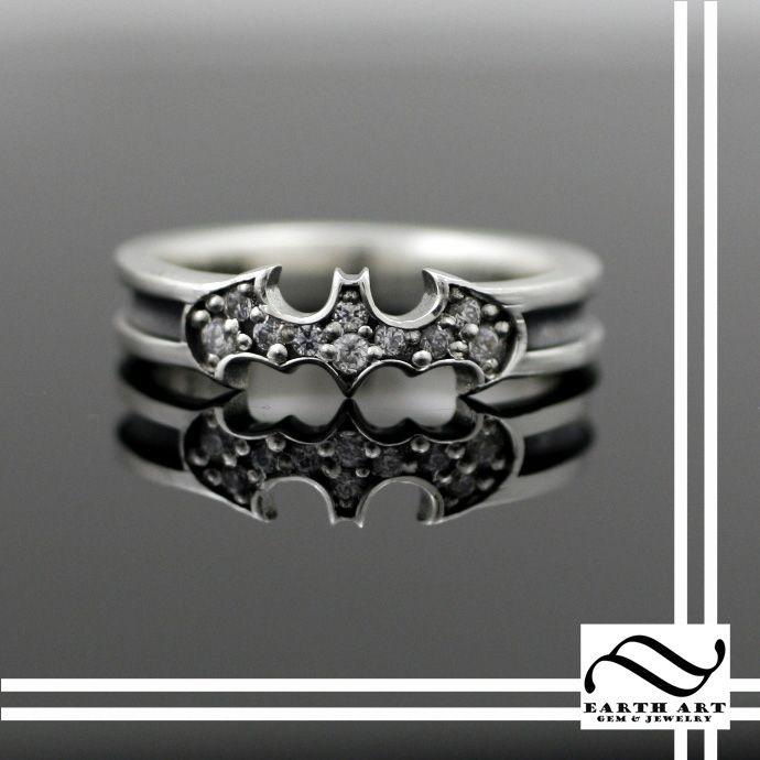 Best 25+ Batman wedding rings ideas on Pinterest | Batman ...