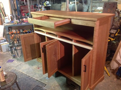 Custom Made Entry Hutch