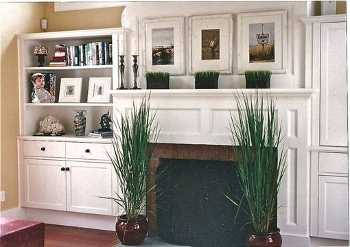 Custom Made Painted Built-Ins