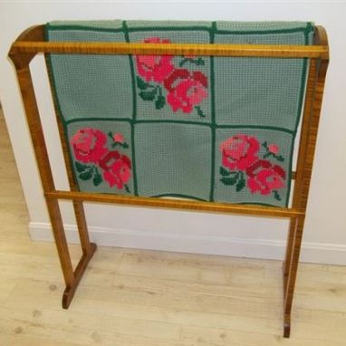 Custom Made New England Quilt Rack