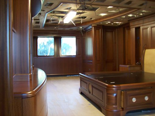 Custom Made Yacht Master Stateroom
