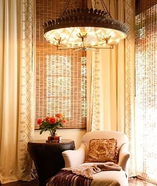 Custom Made Window Treatments Home Decor