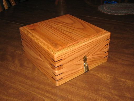 Custom Made Prayer Box