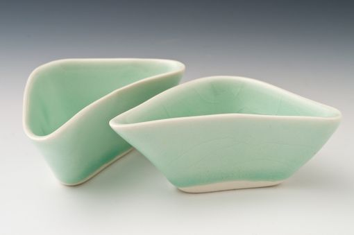 Custom Made Porcelain Sauce Dishes