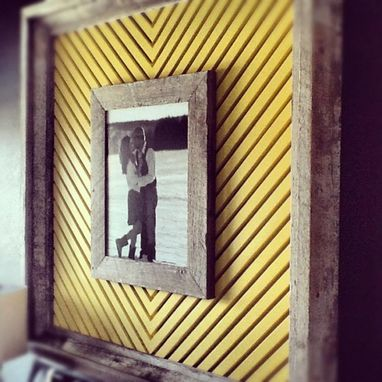 Custom Made Picture Frame