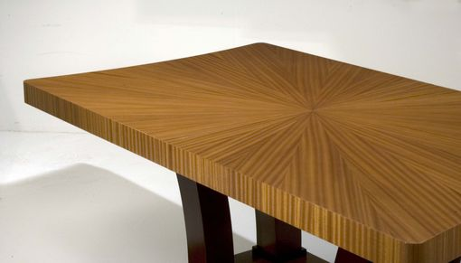 Custom Made Lotus Dining Table - Rectangular
