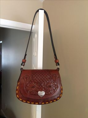 Custom Made Custom Handcrafted Ladies Purse