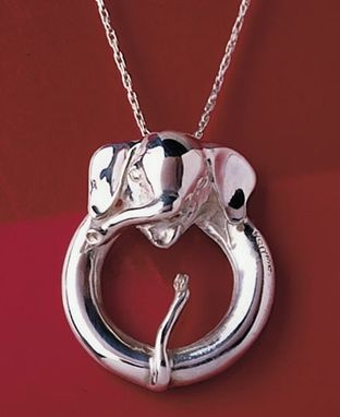 Custom Made Lucky Elephant Pendant Or Pin