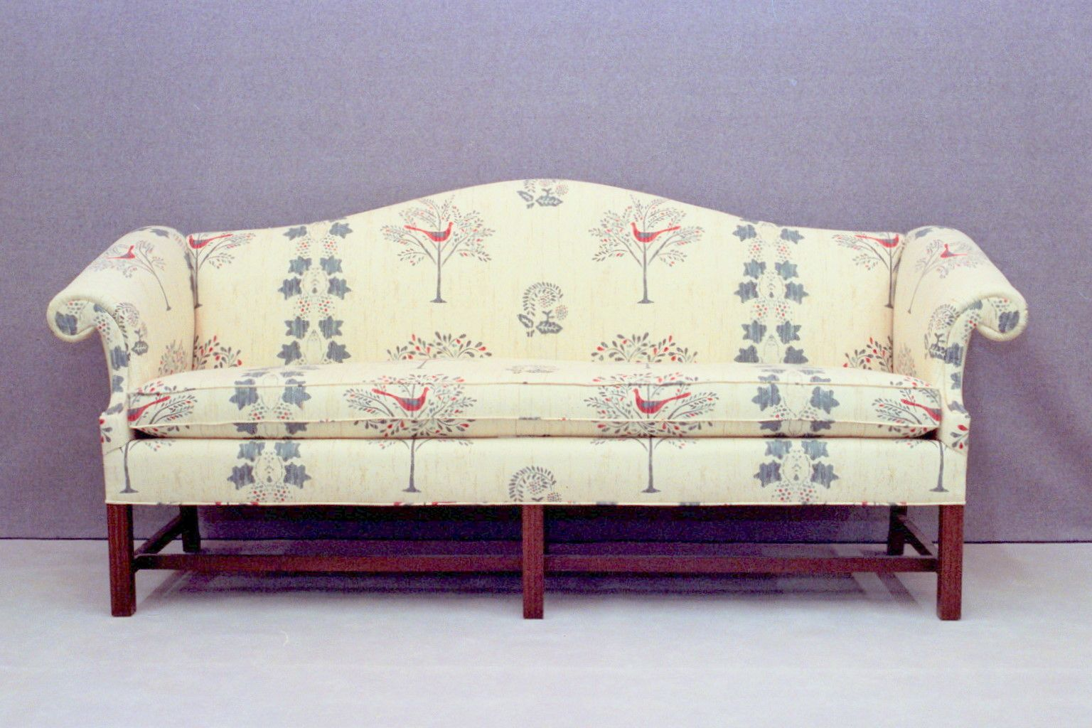 Miraculous Buy A Hand Crafted 1790 Chippendale Sofa Made To Order From Machost Co Dining Chair Design Ideas Machostcouk