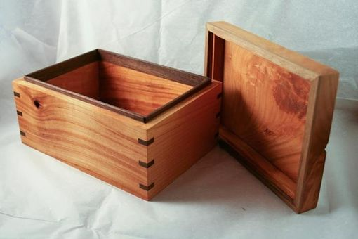 Custom Made Cherry Box