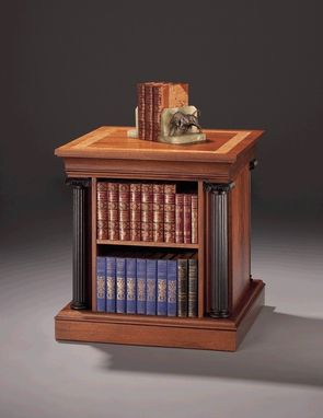 Custom Made Revolving Bookcase