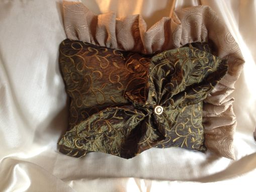 Custom Made Hand Made Decorator Accent Pillows