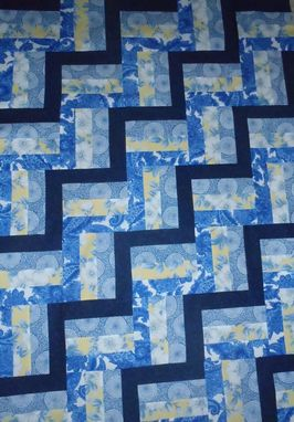 Custom Made Split Rail Quilt