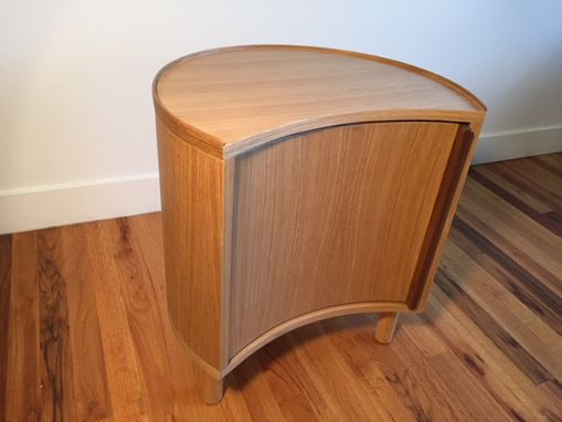 Custom Made Intersect End Table