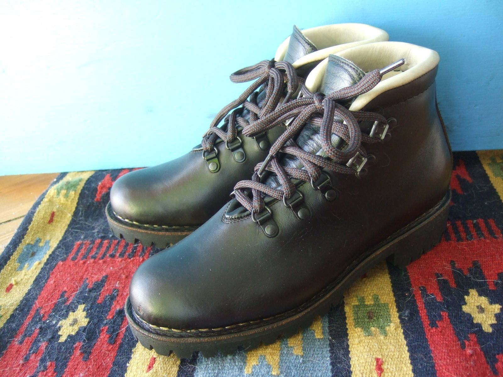 handmade hiking boots handmade s hiking boots by leroux territory 66 3902