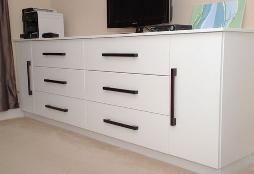 Custom Made Bedroom Dresser/Tv Cabinet Unit