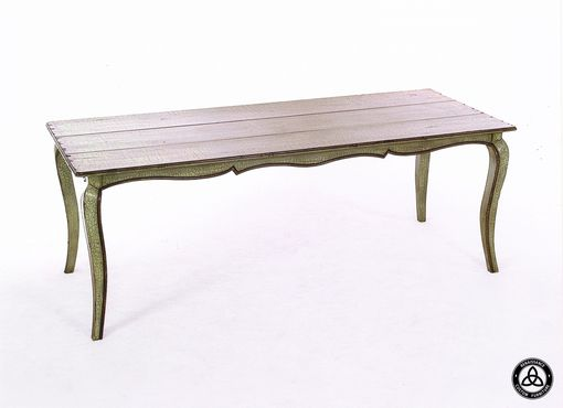 Custom Made #415 French Country Dining Table