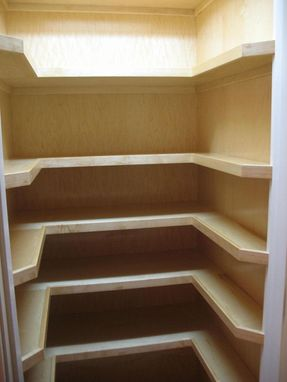 Custom Made Pantry