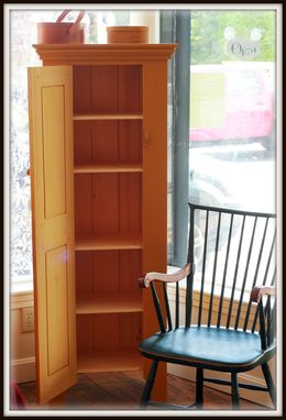 Custom Made Narrow Linen Press