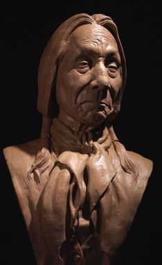 Custom Made Chief Red Cloud