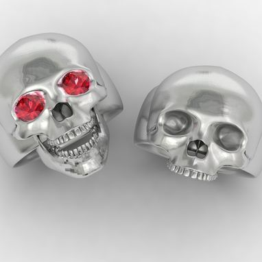 Custom Made Skulldiggery Rings