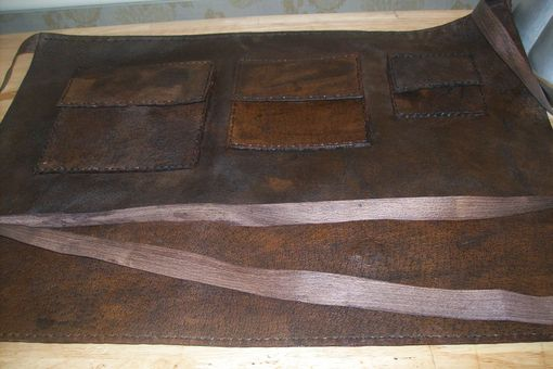 Custom Made Custom Leather Apron