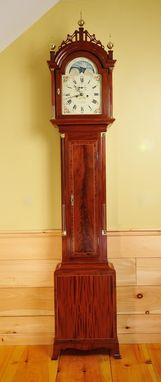 Custom Made Roxbury Tall-Case Clock