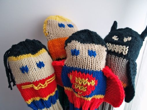 Custom Made Knit Pattern Justice League Golf Club Cover Collection Pdf