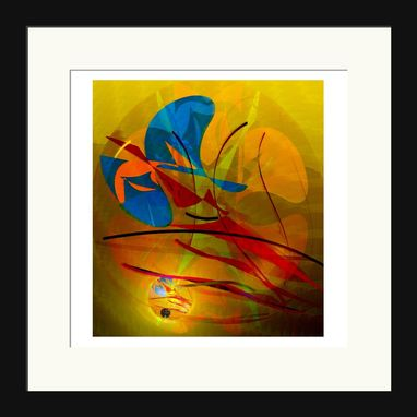 Custom Made Artwork Giclee' Museum Print 111600