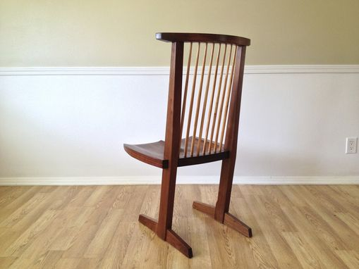 Custom Made Nakashima Inspired Chair