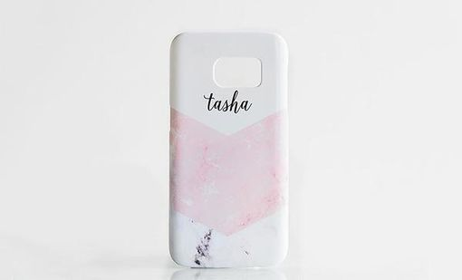 Custom Made Cell Phone Cases - Marble Designs