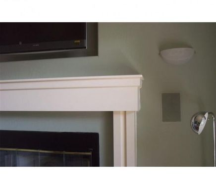 Custom Made Fireplace Mantel/Mantle &Surround