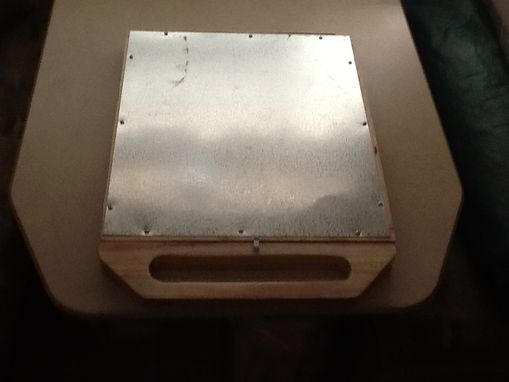 Custom Made Griddle Case