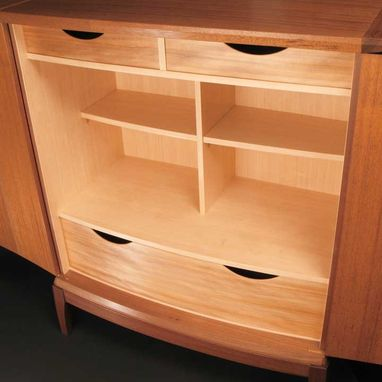 Custom Made Building A Mystery ― Sideboard
