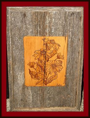 Custom Made Barn Wood Art