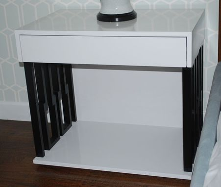 Custom Made Nightstand