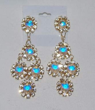 Custom Made Bridal Earrings