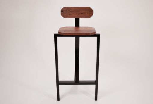 "Custom Made ""Treble"" Bar Stool"