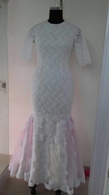 Custom Made Margaux Lace Gown