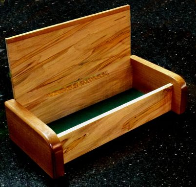 Custom Made Table Top Box