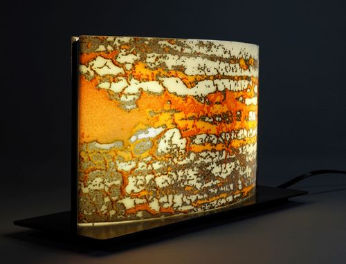 Custom Made The N2a Table Lamp