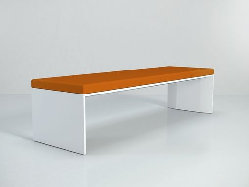 Custom Made Planar Bench