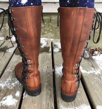 Custom Made Victorian Steampunk Women's Boot Style
