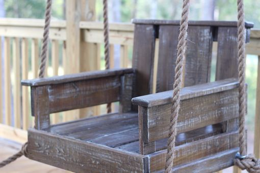 Custom Made Mchenry Chair Swing