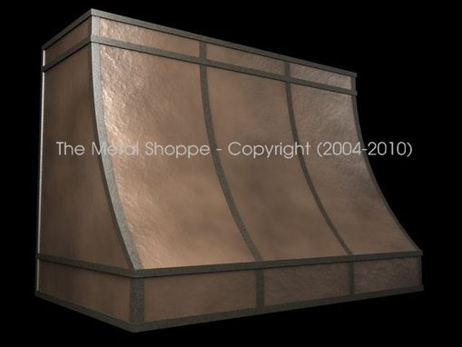 Custom Made Custom Kitchen Range Hood