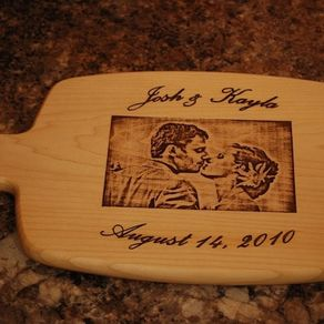 Buy A Custom Personalized Cutting Board Made To Order