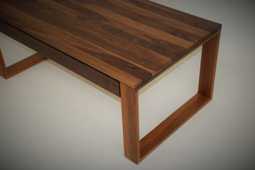 Custom Made Table With Drawer