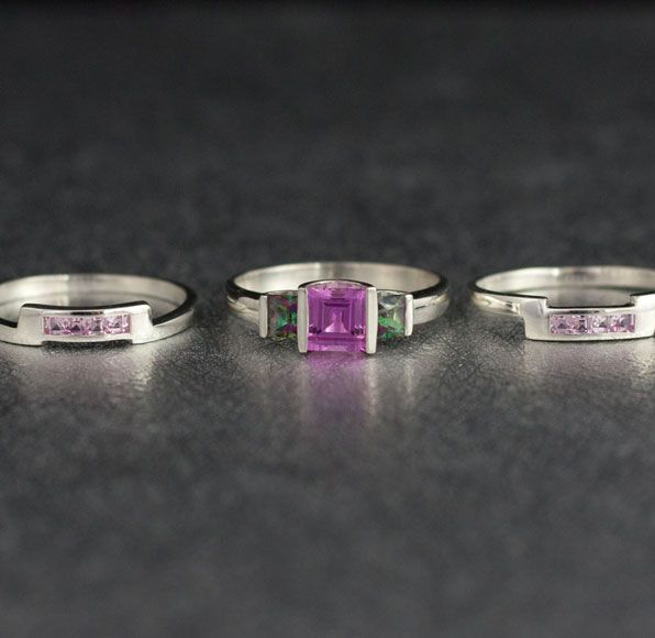 custom wedding rings design your own bands custommade com