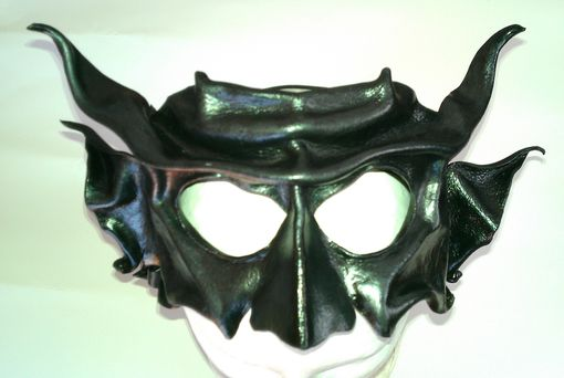 Custom Made Custom Leather Mask